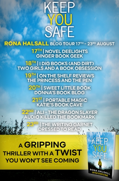 Keep You Safe - Blog Tour