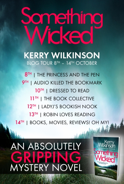 Something Wicked - Blog Tour